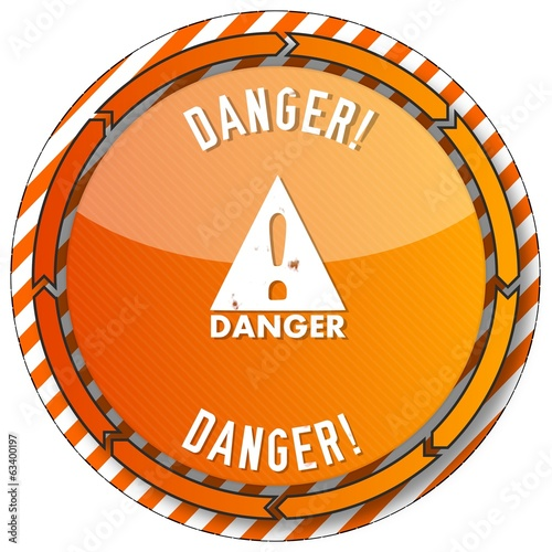 danger danger button