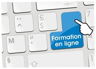 clavier formation en ligne