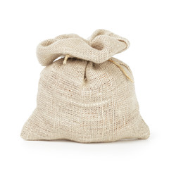 small sack bag for coffee or money