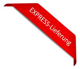 Banner Expresslieferung