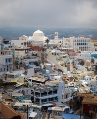 Fira Santorini Greece