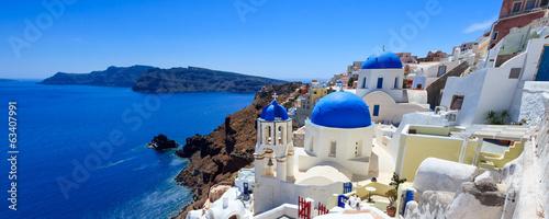 Zdjęcia na płótnie, fototapety, obrazy : Oia Santorini Greece Europe