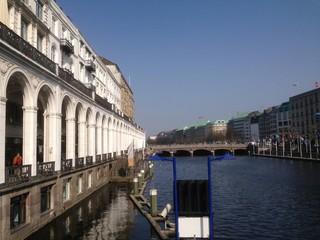portici sul canale