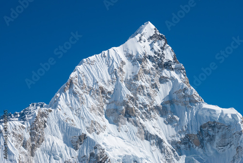 Nuptse peak (7861m), Everest region, Nepal