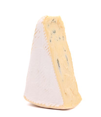 Gorgonzola soft cheese.