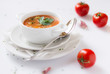 canvas print picture - Minestrone