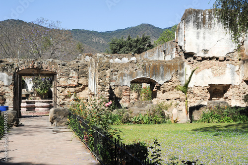 Ruins of the San Jeronimo