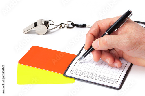 Referee Hand And Accessories