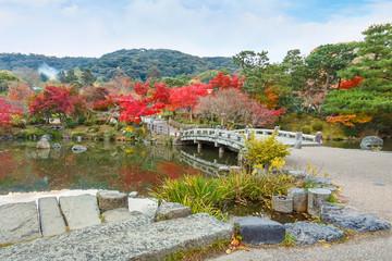 Maruyama Park in Kyoto