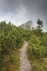 The Low Tatras, Slovakia