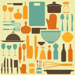 Kitchen Background