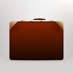Illustration of suitcase