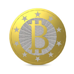 Isolated bitcoin