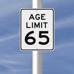 Age Limit at 65