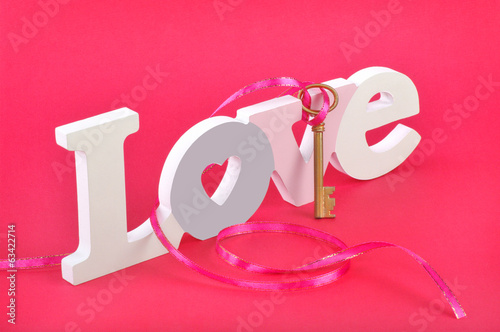 Love letters background