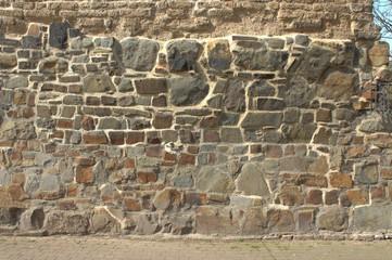 Hintergrund - Naturstein Mauer