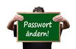 Passwort ändern!