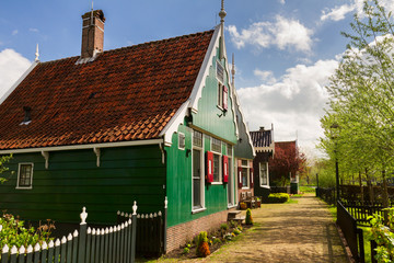 rural dutch scenery,  Holland