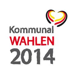 Wahjahr 2014 - Wahlen - wählen - Kommunalwahl