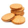 Biscuits au chocolat  - chocolate biscuit