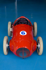 Pedals toy car