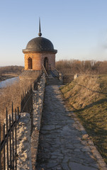 Dubno Castle tower, Ukraine