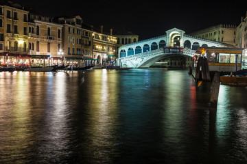 Ponte di Rialto in Venice