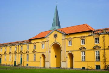 Schloss Osnabrück - innenhof