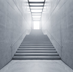 the stairs of success