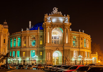 Odessa Opera and Ballet Theater - Ukraine