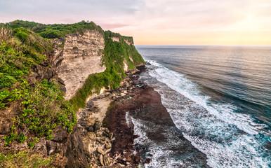 Landscape of Bali. Indonesia.