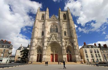 Cathédrale Saint-Pierre-et-Saint-Paul de Nantes (Loire-Atl.)