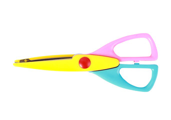 colorful scissor