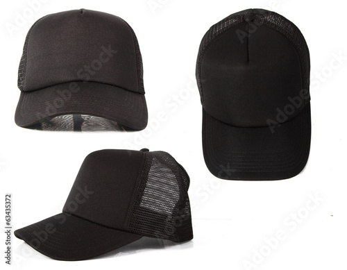 black hat template