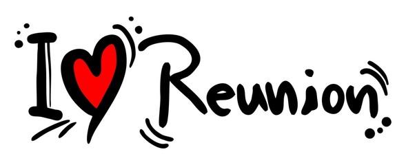 Reunion love