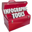 Infographic Tools Toolbox Creating Data Graphs Information