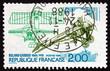 Postage stamp France 1988 Roland Gaross, Pilot