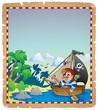 Pirate theme parchment 6