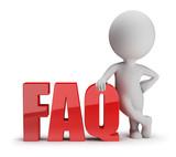 3d small people - FAQ