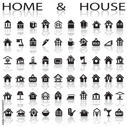home and house