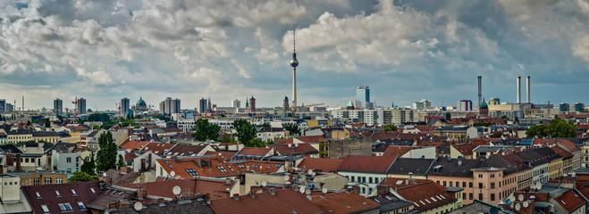 Berlin - panorama city view