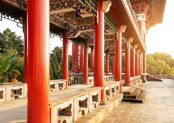 Corridor (Eastern ancient buildings)