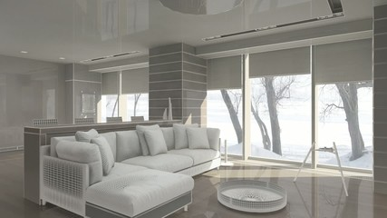 Interior blend