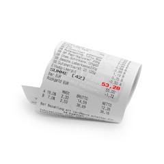 Kassenzettel