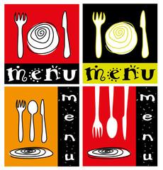 menù per ristoranti