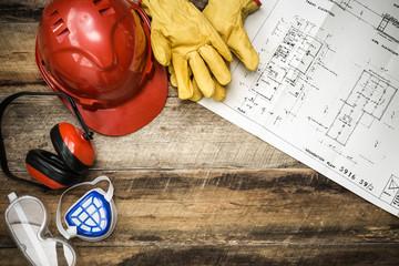 BuildersProtective Equipment