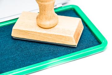green inkpad