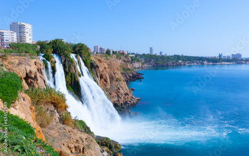 Waterfall Antalya, Turkey