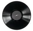 Leinwanddruck Bild - Vinyl disc