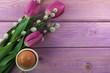 tulipany wielkancne